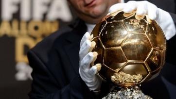 Оглашён список из 23-х претендентов на «Золотой мяч»