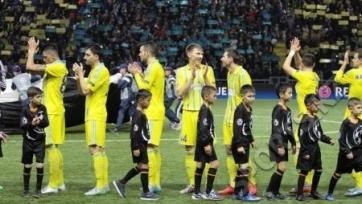 «Астана» отправилась в Мадрид без пяти ведущих футболистов