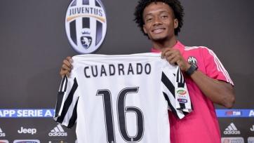 «Челси» готов продать Куадрадо