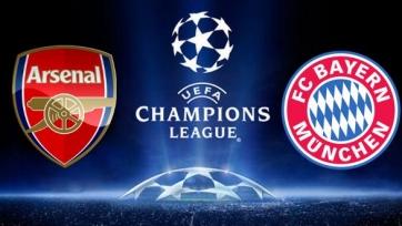 «Арсенал» и «Бавария» определились со стартовыми составами