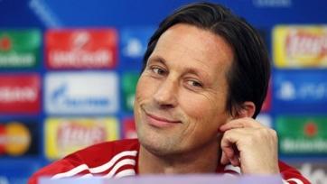 Шмидт: «Такие матчи нужно смотреть только на стадионе»