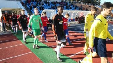 Юноши ЦСКА разобрались с «Манчестер Юнайтед»