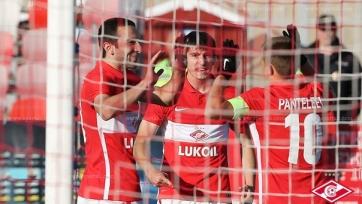 «Спартак» вышел во второй раунд юношеской Лиги чемпионов