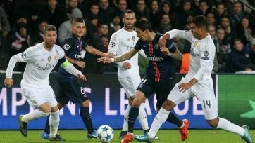 ПСЖ и «Реал» так и не забили голов