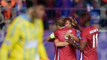 Мадридский «Атлетико» разгромил «Астану»