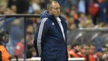 Стойлов: «Мы бы уступили «Атлетико» и основным составом»
