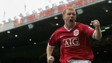 Пол Скоулз раскритиковал игру «Манчестер Юнайтед»