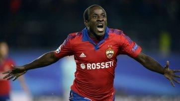Сейду Думбия хочет остаться в ЦСКА