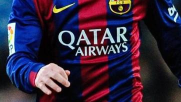 «Барселона» пытается заключить новый спонсорский контракт с Qatar Airways
