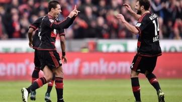 «Байер» одержал волевую победу в матче со «Штутгартом»