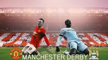 Стали известны стартовые составы «Манчестер Юнайтед» и «Манчестер Сити»