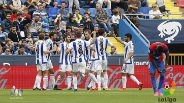 «Реал Сосьедад» увёз важную победу из Валенсии
