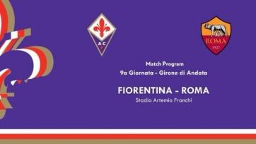 Анонс. «Фиорентина» - «Рома». Возросшие амбиции