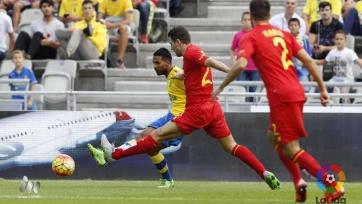«Лас Пальмас» и «Вильярреал» голов друг другу не забили