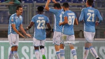 «Лацио» в матче с «Торино» обошёлся без сюрпризов