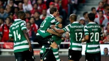 «Спортинг» разгромил «Бенфику» в лиссабонском дерби