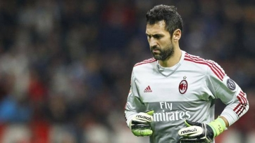 Диего Лопес: «Я уважаю «Милан» и решения тренера»
