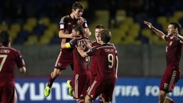 ЧМ-2015 U-17. Сборная России обыграла ЮАР и вышла в плей-офф