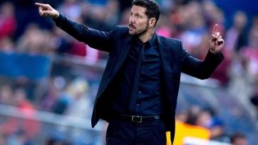 Диего Симеоне: «Мы провели один из лучших матче за последнее время»
