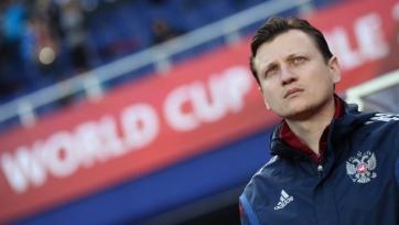 Главный тренер сборной России U-17:  «Отныне стоит задача – попасть в призёры»