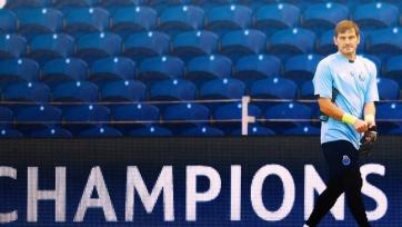 Касильяс провёл 900-й матч в карьере