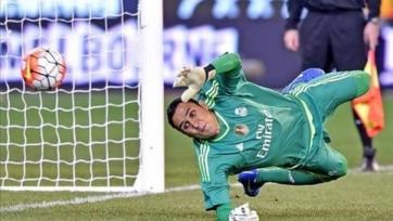 «Реал» готовит новый контракт для Наваса