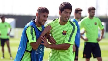 «Барселона» в Кубке Испании сыграет без Неймара и Суареса