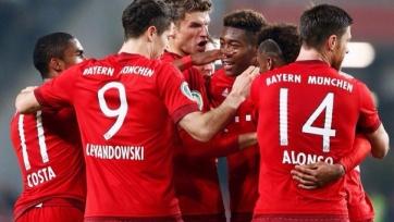 «Бавария» выбила «Вольфсбург» из Кубка Германии