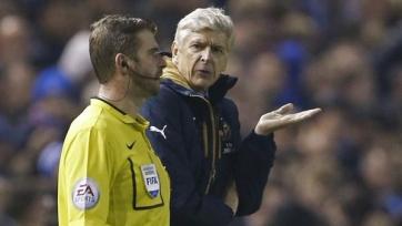 Венгер: «Очень плохой день для «Арсенала»