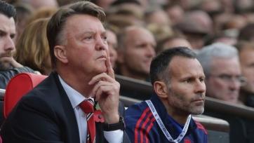 Ван Гаал: «Многие футболисты «МЮ» находятся в «красной зоне»
