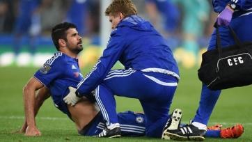 Диего Коста получил травму