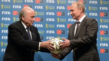 Йозеф Блаттер: «Англичане ведут себя как неудачники. Россия не потеряет право проведения Чемпионата мира»