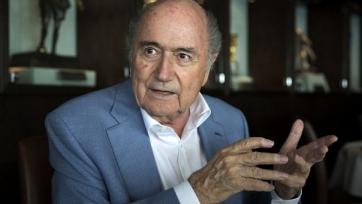 Йозеф Блаттер: «ФИФА нельзя уничтожить, это не обычная компания, она не может быть захвачена таким образом»