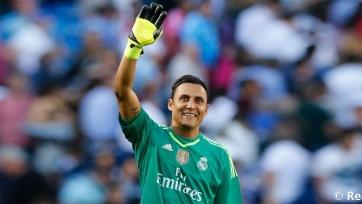 «Реал» с Навасом в воротах не проиграл ни одного матча в Ла Лиге
