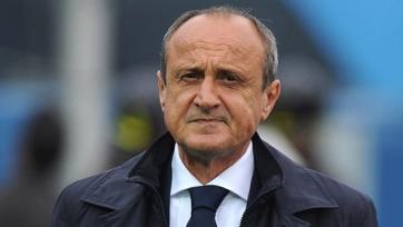 Официально: Делио Росси отправлен в отставку