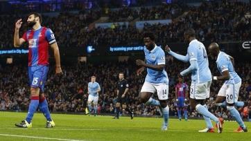 «Манчестер Сити» разгромил «Кристал Пэлас»
