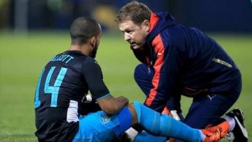 Уолкотт и Окслейд-Чемберлен не помогут «Арсеналу» в матче с «Баварией»