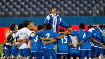 Игроки сборной Сальвадора отказываются тренироваться