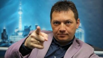 Черданцев считает, что «Матч ТВ» станет настоящим прорывом