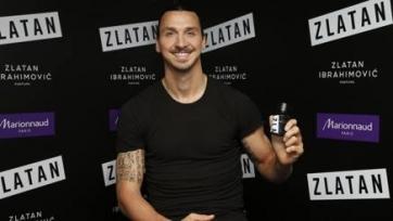 Златан Ибрагимович представил духи под названием Zlatan