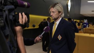 Тимощук сегодня получит тренерскую лицензию УЕФА категории А