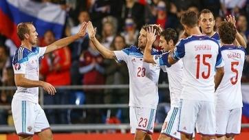 Слуцкий обнародовал имена игроков, которые будут готовиться к матчам с португальцами и хорватами