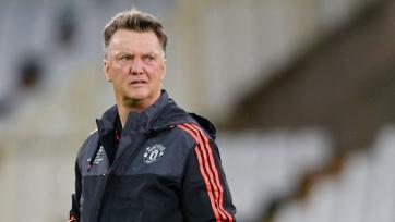 Ван Гаал недоволен критическими высказываниями Скоулза о его команде