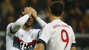 «Бавария» понесла первые очковые потери в сезоне