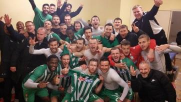 «Жальгирис» досрочно выиграл чемпионат Литвы