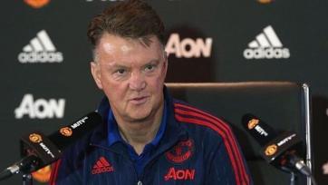 Ван Гаал: «Возможно, Руни не забивает от большого желания это сделать»