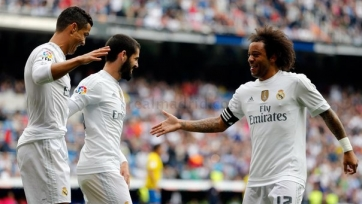 «Реал» уверенно обыграл «Лас-Пальмас»