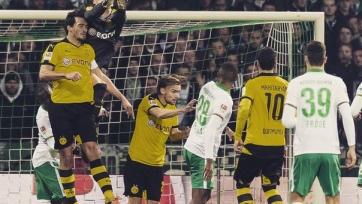 «Вердер» пропустил тысячный мяч в домашних матчах в Бундеслиге