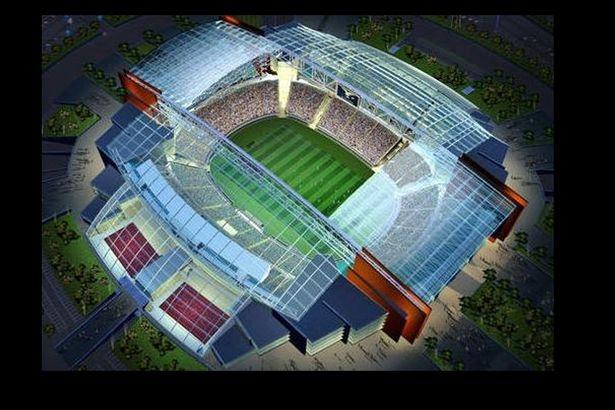 Лучшие стадионы мира, которые не были построены