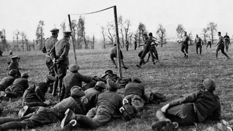 Власть и футбол. Испанская футбольная команда в борьбе за освобождение Франции